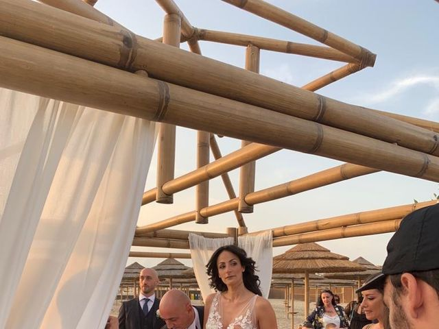 Il matrimonio di Cristiano  e Francesca  a Fiumicino, Roma 32