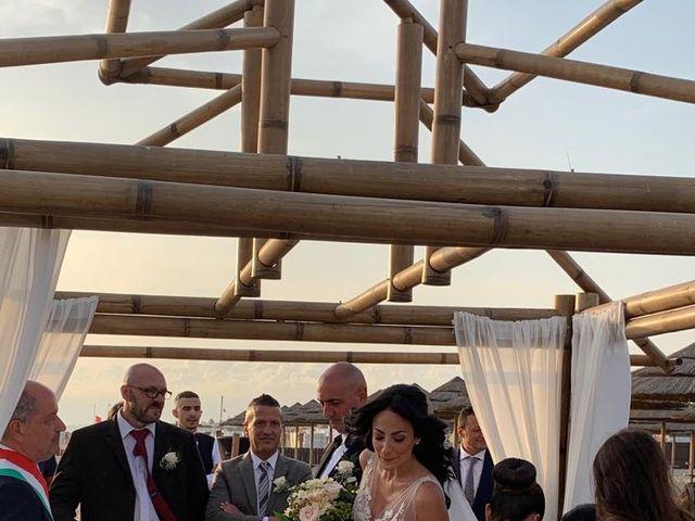 Il matrimonio di Cristiano  e Francesca  a Fiumicino, Roma 33