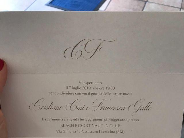 Il matrimonio di Cristiano  e Francesca  a Fiumicino, Roma 34