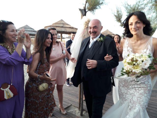 Il matrimonio di Cristiano  e Francesca  a Fiumicino, Roma 38