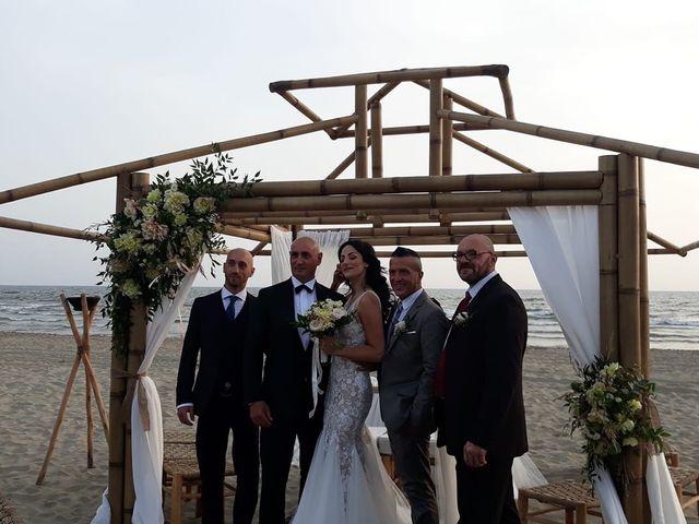 Il matrimonio di Cristiano  e Francesca  a Fiumicino, Roma 2