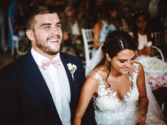 Il matrimonio di Lorenzo e Federica a Carmignano, Prato 12