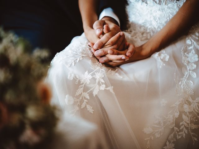 Il matrimonio di Lorenzo e Federica a Carmignano, Prato 13