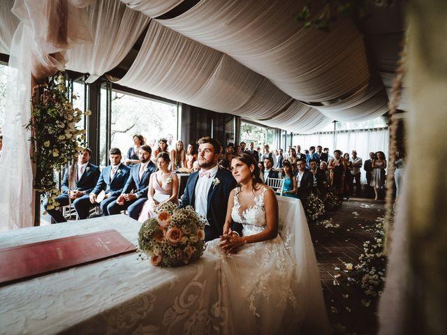 Il matrimonio di Lorenzo e Federica a Carmignano, Prato 14