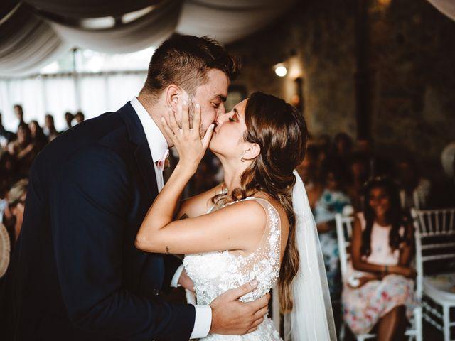 Il matrimonio di Lorenzo e Federica a Carmignano, Prato 16