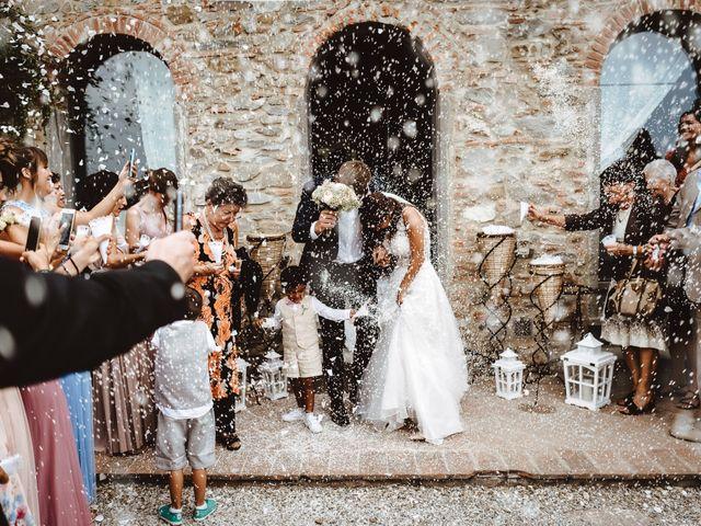 Il matrimonio di Lorenzo e Federica a Carmignano, Prato 19