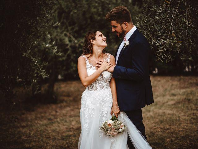 Il matrimonio di Lorenzo e Federica a Carmignano, Prato 25