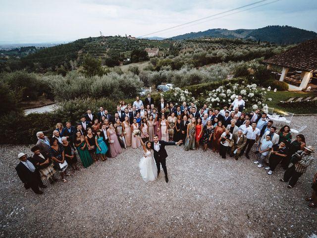 Il matrimonio di Lorenzo e Federica a Carmignano, Prato 26