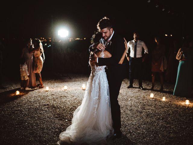 Il matrimonio di Lorenzo e Federica a Carmignano, Prato 27