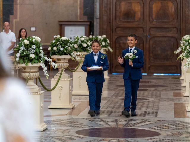 Il matrimonio di Vincenzo e Silvia a Roma, Roma 10