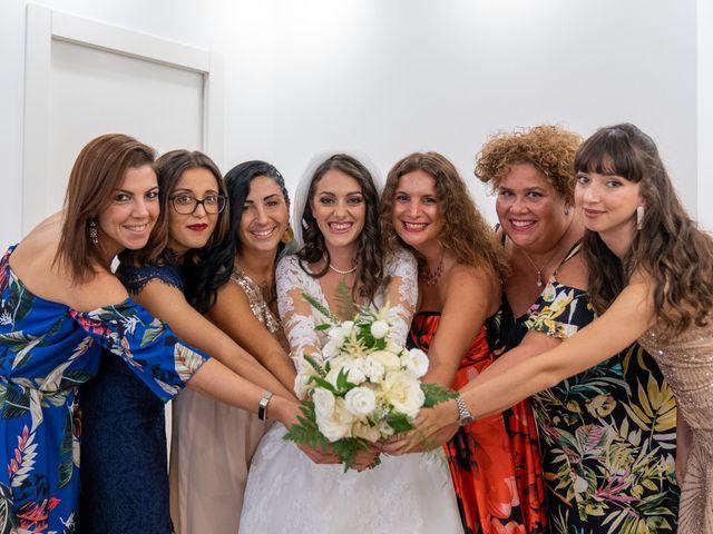 Il matrimonio di Vincenzo e Silvia a Roma, Roma 27