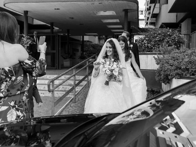 Il matrimonio di Vincenzo e Silvia a Roma, Roma 30