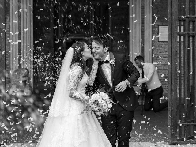 Il matrimonio di Vincenzo e Silvia a Roma, Roma 33