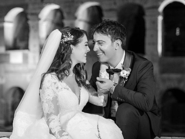 Il matrimonio di Vincenzo e Silvia a Roma, Roma 36