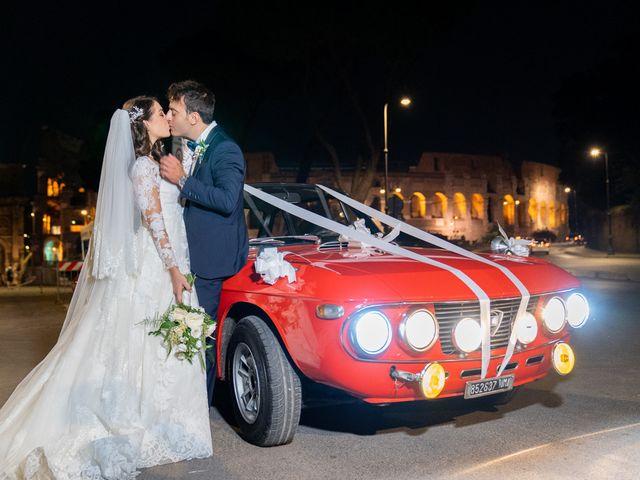 Il matrimonio di Vincenzo e Silvia a Roma, Roma 37