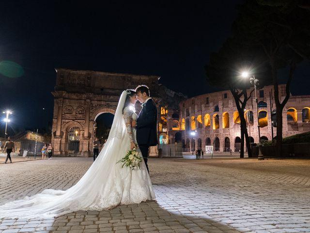 Il matrimonio di Vincenzo e Silvia a Roma, Roma 38
