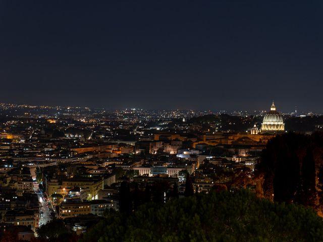 Il matrimonio di Vincenzo e Silvia a Roma, Roma 39