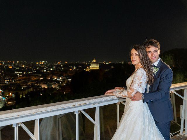 Il matrimonio di Vincenzo e Silvia a Roma, Roma 41