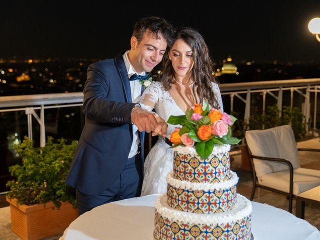 Il matrimonio di Vincenzo e Silvia a Roma, Roma 48