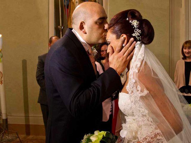 Il matrimonio di Giuseppe e Samanta a Cervesina, Pavia 10
