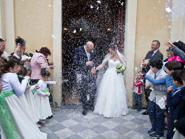 Il matrimonio di Giuseppe e Samanta a Cervesina, Pavia 13