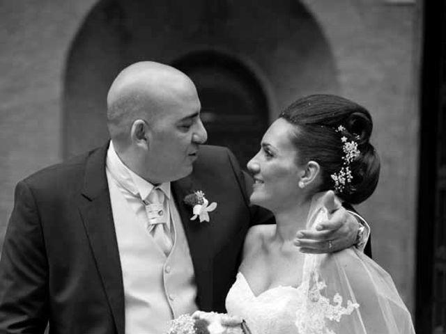 Il matrimonio di Giuseppe e Samanta a Cervesina, Pavia 16