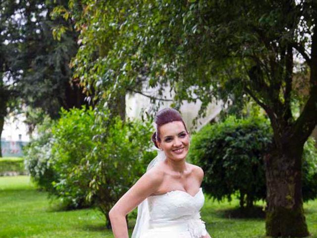Il matrimonio di Giuseppe e Samanta a Cervesina, Pavia 21
