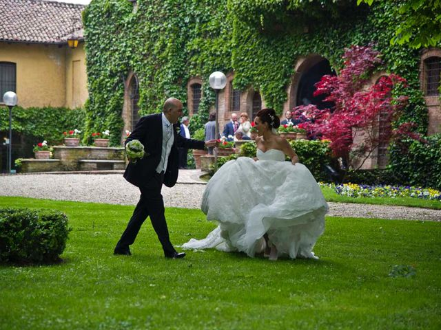 Il matrimonio di Giuseppe e Samanta a Cervesina, Pavia 22