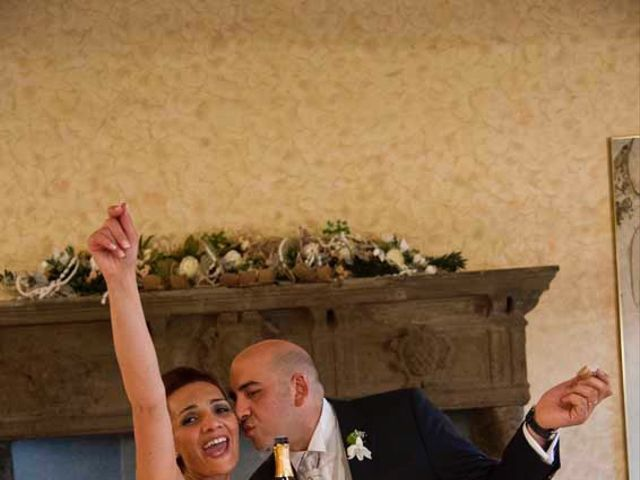Il matrimonio di Giuseppe e Samanta a Cervesina, Pavia 29