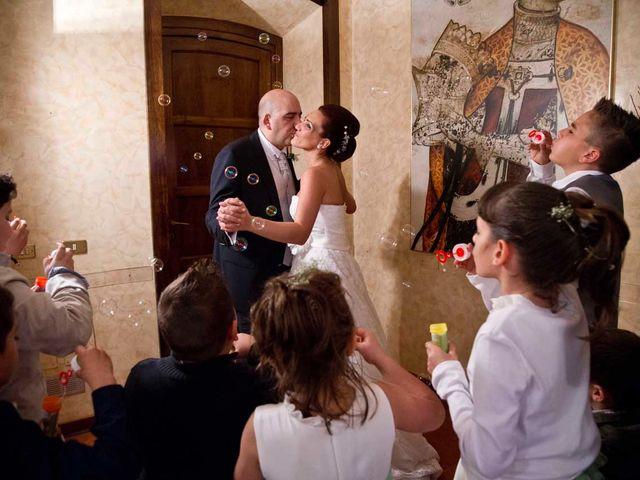Il matrimonio di Giuseppe e Samanta a Cervesina, Pavia 30