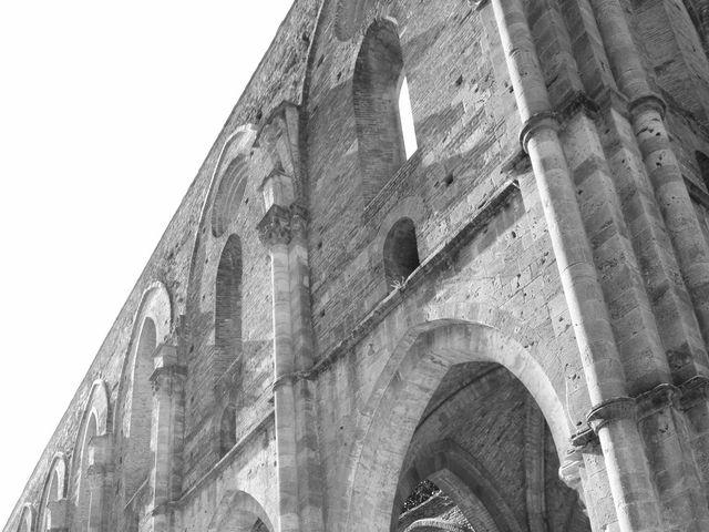 Il matrimonio di Alberto e Maia a Chiusdino, Siena 1