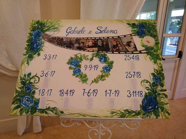 Il matrimonio di Selena e Gabriele a Erbusco, Brescia 4