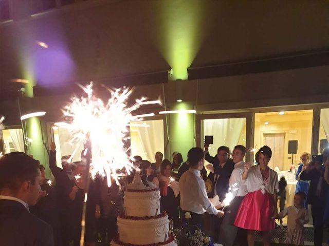 Il matrimonio di Selena e Gabriele a Erbusco, Brescia 5