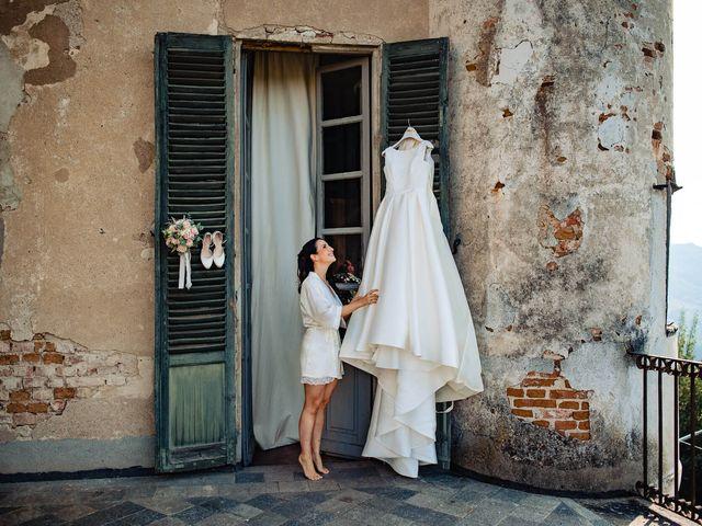 Il matrimonio di Stefano e Caterina a San Sebastiano da Po, Torino 2