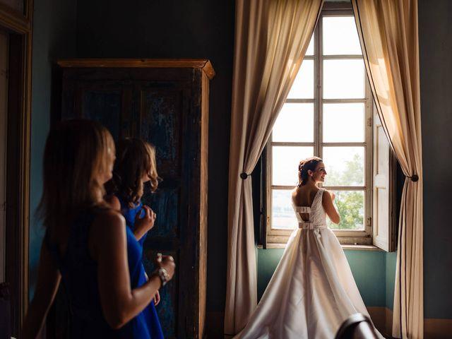 Il matrimonio di Stefano e Caterina a San Sebastiano da Po, Torino 9
