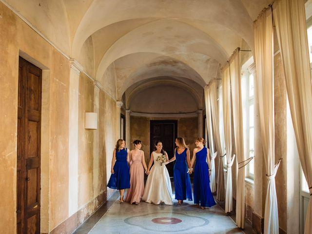 Il matrimonio di Stefano e Caterina a San Sebastiano da Po, Torino 12
