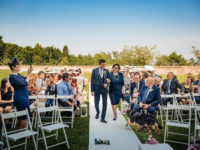 Il matrimonio di Stefano e Caterina a San Sebastiano da Po, Torino 15