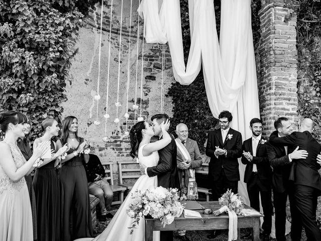 Il matrimonio di Stefano e Caterina a San Sebastiano da Po, Torino 28