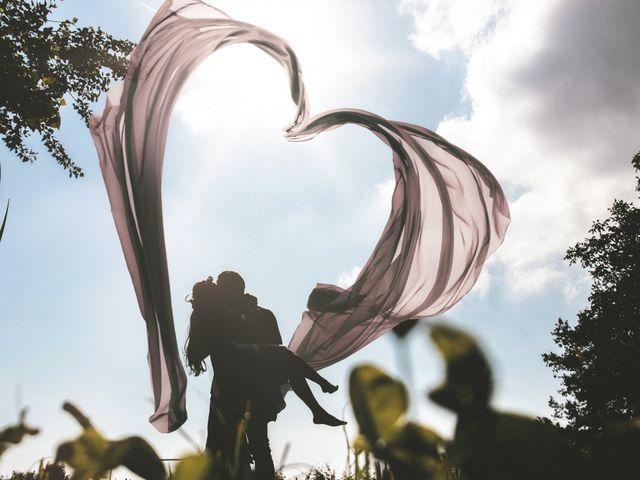 Le nozze di Rita e Domenico