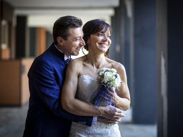 Il matrimonio di Enrico e Manuela a Arenzano, Genova 19