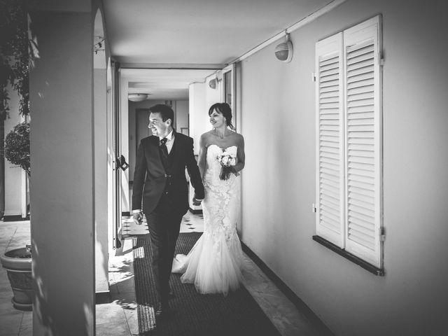 Il matrimonio di Enrico e Manuela a Arenzano, Genova 27
