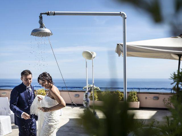Il matrimonio di Enrico e Manuela a Arenzano, Genova 31