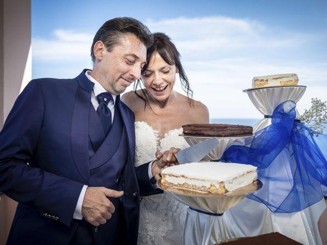 Il matrimonio di Enrico e Manuela a Arenzano, Genova 35