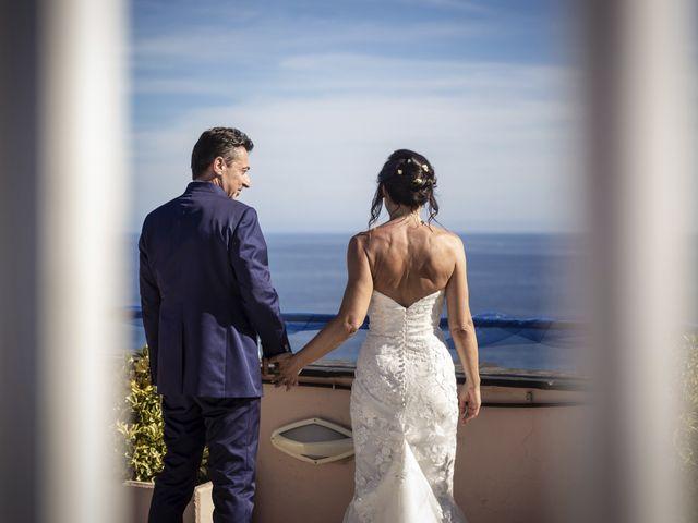 Il matrimonio di Enrico e Manuela a Arenzano, Genova 39