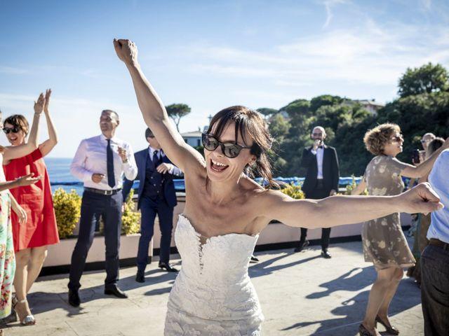 Il matrimonio di Enrico e Manuela a Arenzano, Genova 42