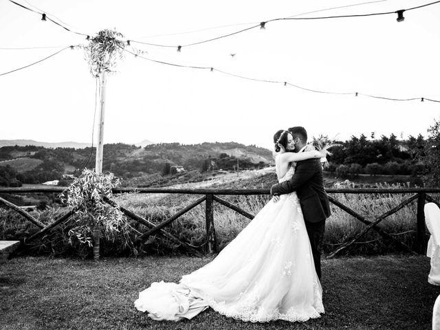 Le nozze di Monica e Raffaele