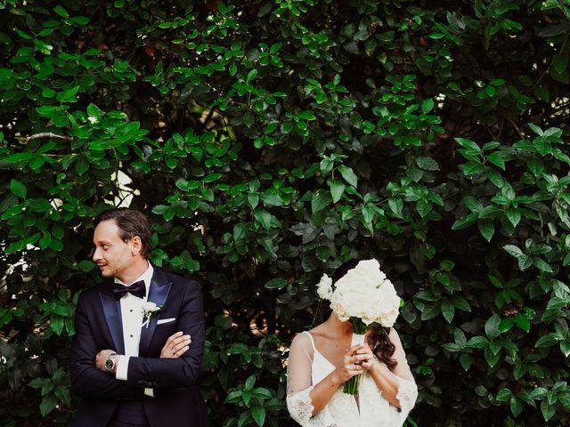 Le nozze di Fabio e Jenny