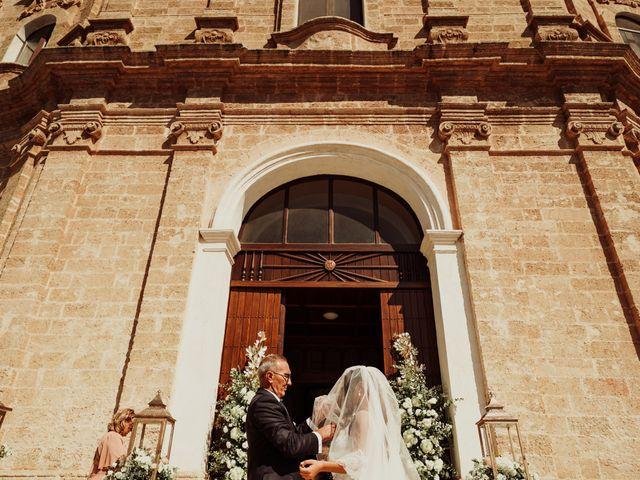 Il matrimonio di Jenny e Fabio a Muro Leccese, Lecce 16