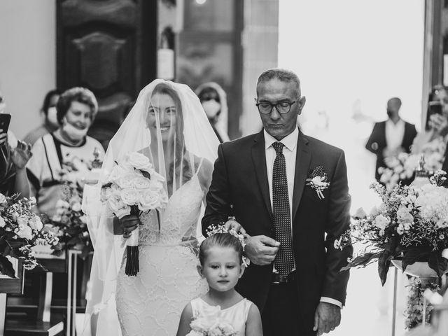 Il matrimonio di Jenny e Fabio a Muro Leccese, Lecce 17