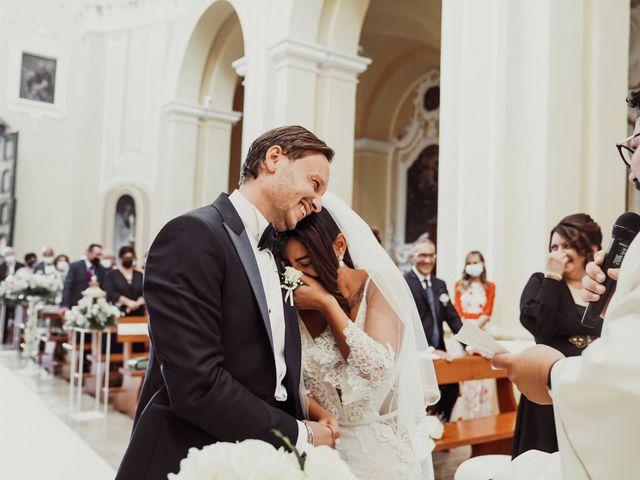 Il matrimonio di Jenny e Fabio a Muro Leccese, Lecce 18